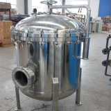 Filter op hoge temperatuur van de Zak van de Huisvesting van het Roestvrij staal de Multi
