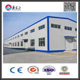 높은 기술 표준 강철 구조물 작업장