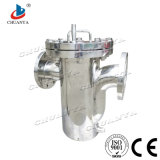 Тип корпус фильтра корзины нержавеющей стали высокого качества Multi этапа промышленный для сточных водов Stystem