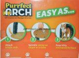 The Cat Scratch Plate Arch Beauty Jogar Rub Hair Remover Pet Cat Toys