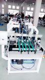 Máquina de dobramento de colagem de alta velocidade com fundo de bloqueio (GK-650CA)