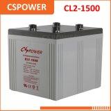 Batteria di memoria SLA di potere della fabbrica 2V1500ah della Cina - Ce della stazione di servizio