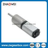 3V 6V 12mm kleines Verkleinerungs-Getriebe für medizinische Reinigungs-Pumpe