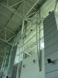 Eleganyt Structuretruss de aço para o aeroporto