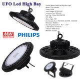 Lámpara del poder más elevado de Philips 3030 de la luz de inundación del UFO 200W LED