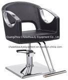 De aço inoxidável para o braço de corte de cabelo barbeiro cadeira reclinável