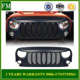 Семь разъемов переднего бампера сетки для Jeep Wrangler 2007-2017 на решетке