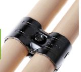Verbindung für Rohr, flexibler Zacken-Verbinder für China-Fabrik (HS-HJ-0003)