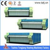 Essiccatore industriale Ironer di Flatwork per i rulli CE & SGS del doppio dell'hotel