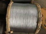 L'électro a galvanisé la technique galvanisée et a galvanisé la corde galvanisée de fil d'acier de traitement extérieur