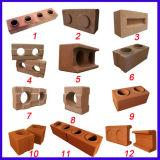 Quatre pièces par bloc de verrouillage de la machine de l'argile du moule