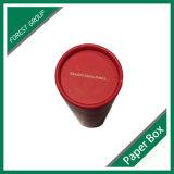Оптовая круглая коробка подарка вина пробки