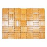 Natürliches Bambusplacemat für Tischplatte und Bodenbelag