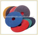 Almofadas abrasivas do assoalho para o assoalho concreto