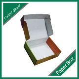 싼 우송을%s 관례에 의하여 인쇄되는 매트 종이 포장 물결 모양 상자