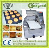 Gâteau de cuvette faisant la chaîne de fabrication de machine