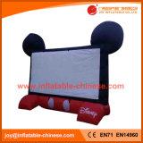 Inflable Pantalla de proyección de proyección de uso al aire libre personalizada S1-008