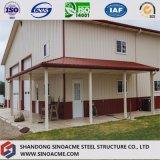 Sinoacmeの軽い鉄骨構造の手段の小屋の構築
