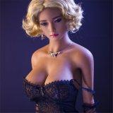 """Boneca """"sexy"""" japonesa do amor com a senhora sem redução Boneca do sexo dos Boobs grandes"""