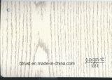 De houten Folie van pvc Deco van de Korrel voor de Hete Laminate/Vacuum van het Membraan Pers Bgl031-036 van het Meubilair/Cabinet/Door