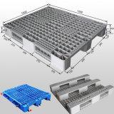 De Goede die Kwaliteit van de lage Prijs in de Zwarte Plastic Pallet van China wordt gemaakt