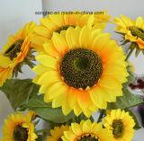 Искусственний солнцецвет для украшения магазина