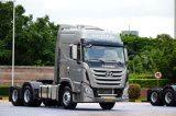 Neuer Traktor-LKW Hyundai-6X4 mit Zf Getriebe und hydraulischer Dauerbremse
