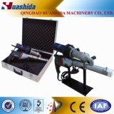 Pistola di plastica della saldatura dell'espulsore della saldatrice di PVC/HDPE