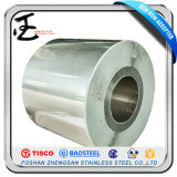 Precio competitivo Grado 304 201 bobinas de acero inoxidable