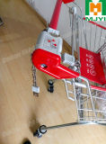 Supermarket Trolley Coin Operated Lock Panier d'achat