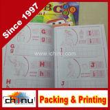 Новые ткани журналы дизайн Professional пользовательские книги печать Softcover