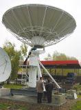 antenne van Rxtx van het Grondstation van 7.3m de Satelliet