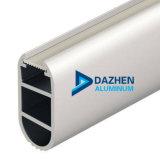 Profil de couleurs personnalisées aluminium extrudé penderie tube/pipe/Bar