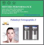 Peptide cosmétique de haute pureté palmitoyl tétrapeptide-3