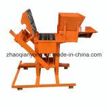 precio de fábrica de cemento de enclavamiento Manual máquina bloquera