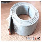 Cable eléctrico de aluminio con aislamiento de PVC de 6mm