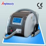 Machine portative de déplacement de tatouage de laser avec l'approbation F12 de la CE