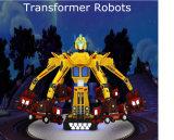 Nuevo juego de niños caminando de la batería de Atracciones Atracciones para la venta del robot