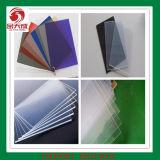 PVC واضحة ورقة شفافة