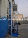 Plataforma residencial vertical hidráulica con CE
