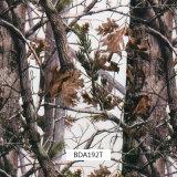 Пленки Camo цветастых листьев гидро для напольного Itmes (BDA192T)