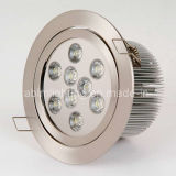 LED Light/LED Downlight (AEL-136-9 9*1W)