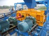분쇄하는 과료를 위한 채광 장비 유압 롤 또는 롤러 쇄석기 및 갈기