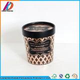 Vela redonda de la fábrica de Guangzhou Caja Ronda Caja de papel para embalaje velas