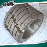 Roue cylindrique diamantée