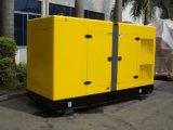 450kVA 50Hz, 1500rpm, Cummins-Dieselgenerator-Set-schalldichtes Kabinendach