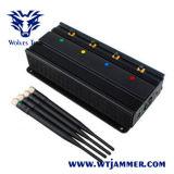 17W de potencia baja Multi-Band Jammer