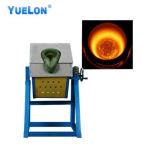 Nova Condição e certificação CE forno de fusão com o cadinho para fundição de ferro