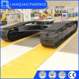 Transportador de cadena de la placa de suelo para la automatización de la línea de montaje