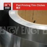 기계를 인쇄하는 패드를 위한 강철 플레이트 그리고 고무 헤드